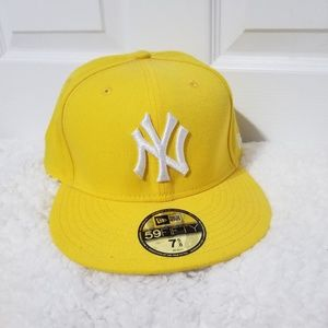 Baseball fitted new york yanks cap
